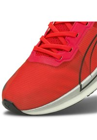 Puma - LIBERATE NITRO - Competition running shoes - sunblaze puma white - 6