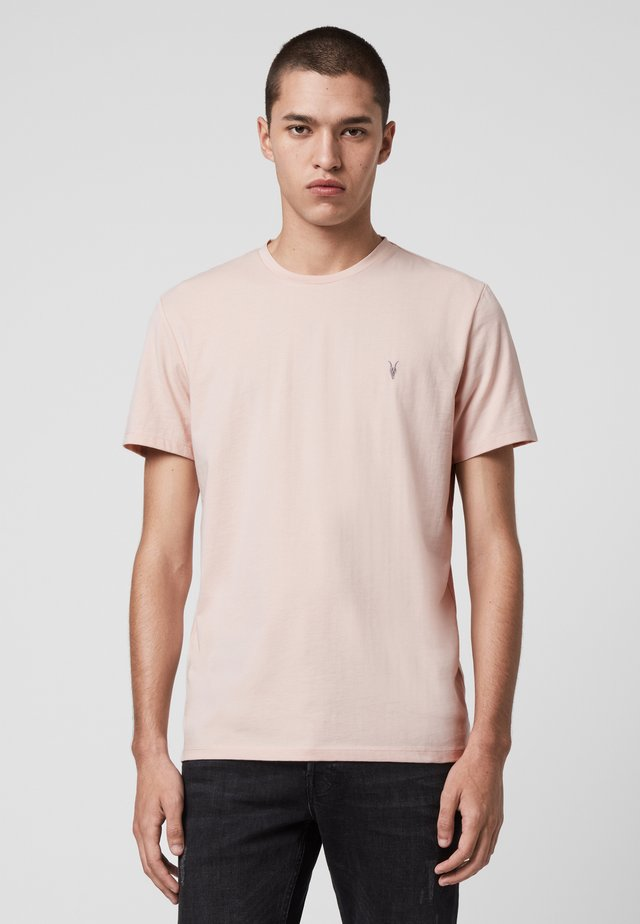 LAIDEN TONIC  - Basic T-shirt - pink