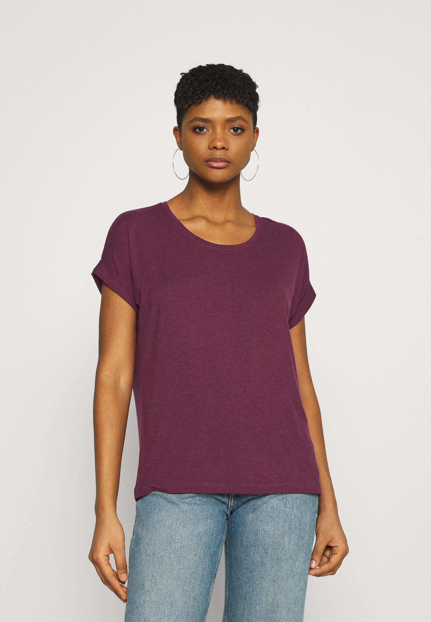 Damen ONLMOSTER ONECK - T-Shirt basic