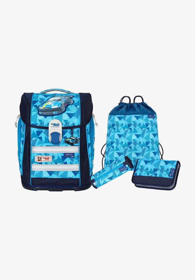 SET ERGO PRIMERO MCLIGHT - School set - blue-grey