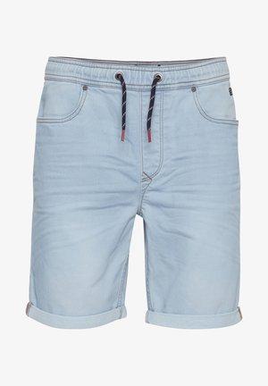 TWISTER - Jeansshort - denim light blue