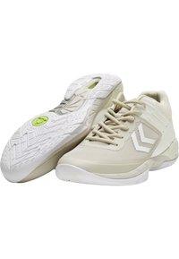 Hummel - AERO FLY - Handball shoes - silver grey - 3