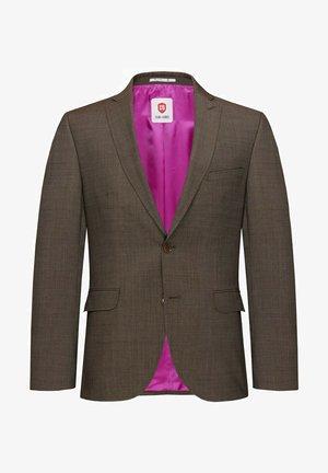 PATRICK - Suit jacket - braun mittel