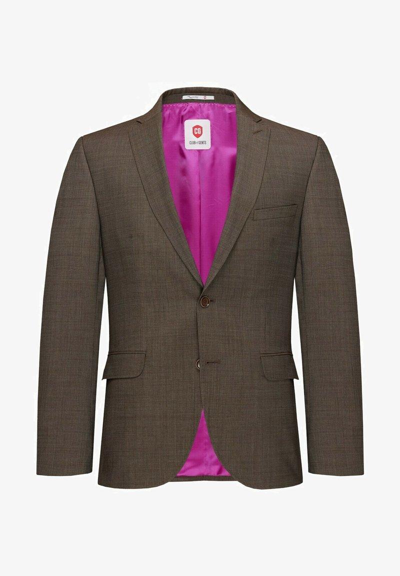 Carl Gross - PATRICK - Suit jacket - braun mittel