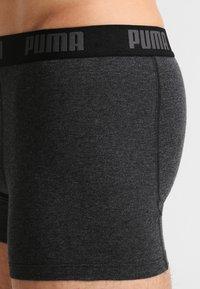 Puma - BASIC 2 PACK - Pants - black - 3