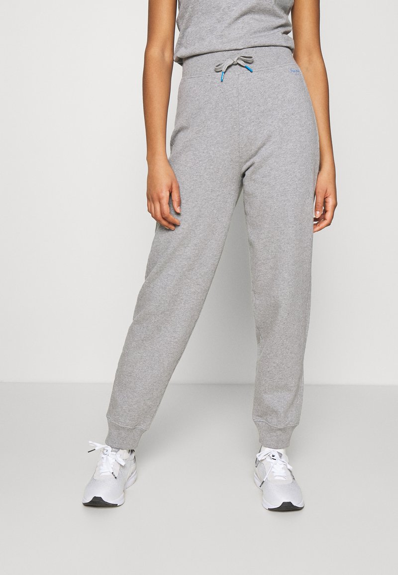 Pepe Jeans - DORI - Tracksuit bottoms - grey marl