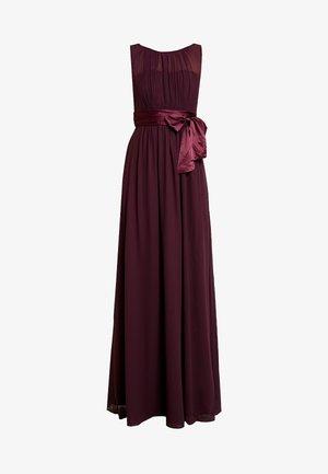 NATALIE - Robe de cocktail - oxblood