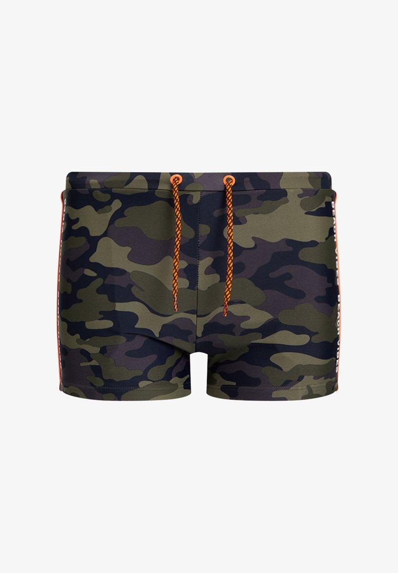 WE Fashion - Swimming briefs - army green