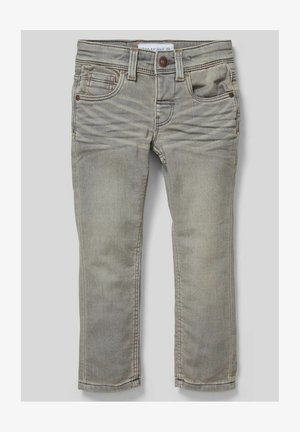Jeans Slim Fit - denim light gray