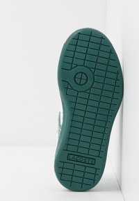 Lacoste - CARNABY EVO - Trainers - white/green - 5