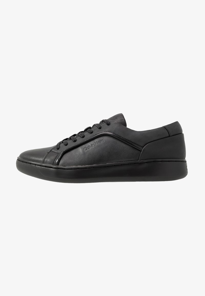 Calvin Klein - FORSTER LOW TOP LACE UP SOFT - Trainers - black