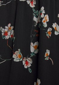 Vero Moda - VMWONDA NEW SINGLET SHORT DRESS - Vapaa-ajan mekko - black/eliza - 5