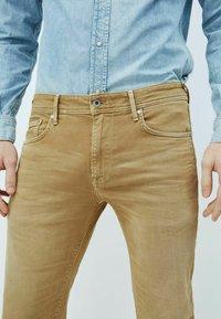Pepe Jeans - STANLEY - Jeansy Slim Fit - malt - 3
