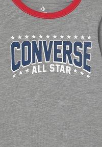 Converse - STAR SET UNISEX - Tracksuit - grey heather - 3