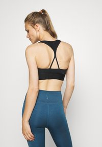LNDR - WORKOUT BRA - Sports bra - black - 2