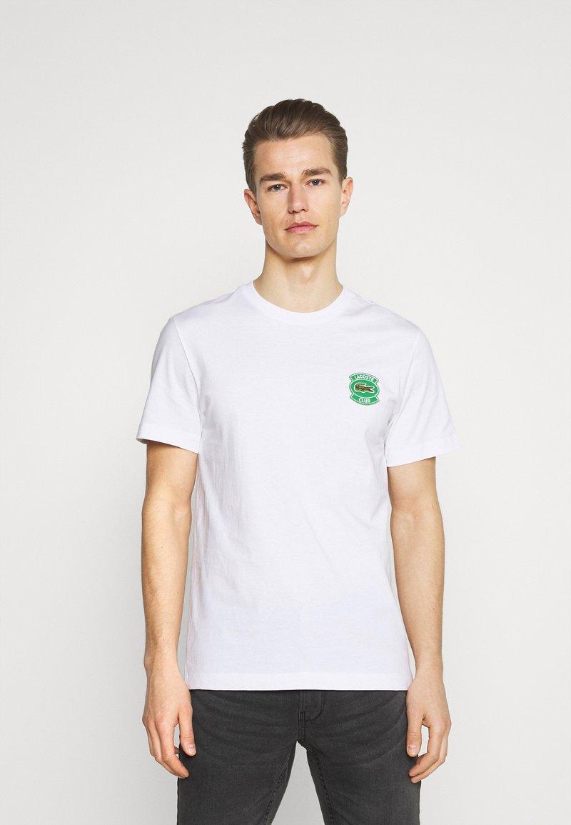 Lacoste - Basic T-shirt - white