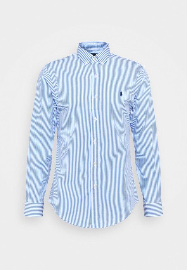 NATURAL - Hemd - light blue