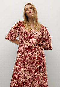 Violeta by Mango - Day dress - rojo - 2