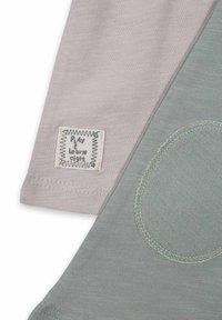 Cigit - ARRAY PATCHED POCKET - Trousers - beige - 3