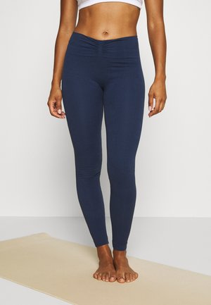SAVASANA - Leggings - midnight