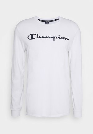 LEGACY CREWNECK LONG SLEEVE - Langærmede T-shirts - white