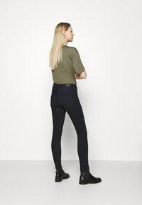 Opus - ELMA - Jeans slim fit - blueblack - 2