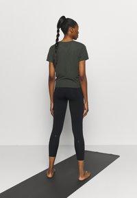 Cotton On Body - STRIKE A POSE YOGA - Leggings - black - 2