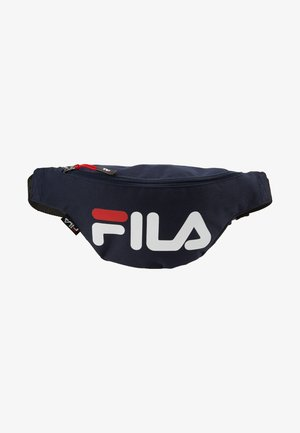 WAIST BAG SLIM - Marsupio - black iris