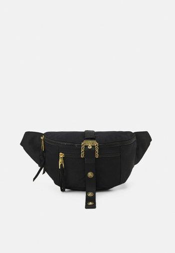 RANGE COUTURE UNISEX - Bum bag - nero