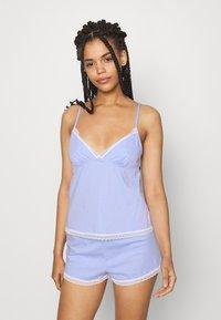 DORINA - REST SET - Pyjama set - blue - 0