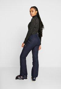 CMP - WOMAN SKI PANT - Spodnie narciarskie - black/blue - 2