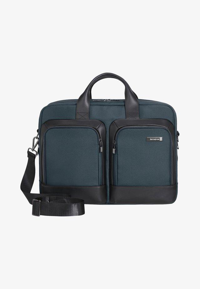 SAFTON - Briefcase - blue
