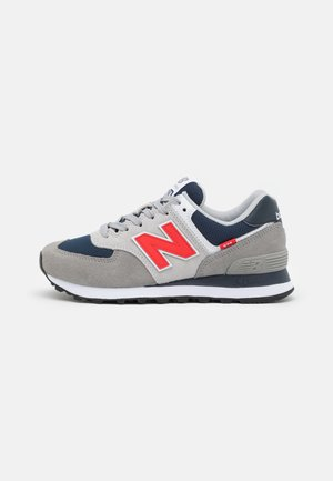 574 UNISEX - Baskets basses - grey