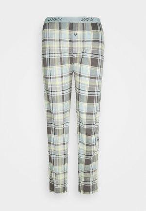 PANTS - Pyžamový spodní díl - off-white/brown