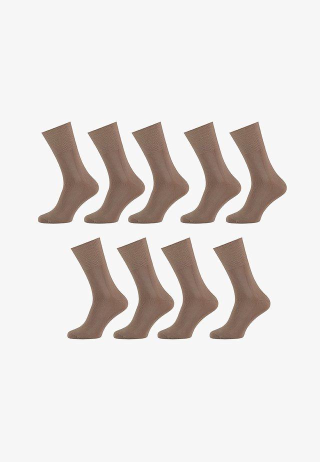 9 PACK - Sokken - sand