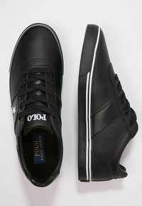 Polo Ralph Lauren - HANFORD - Trainers - black - 1
