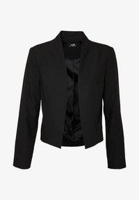 Wallis - CROP BOLERO - Blazer - black - 4