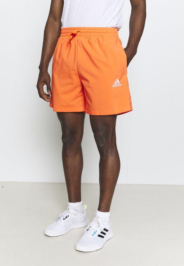 CHELSEA - Sports shorts - true orange/white