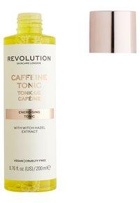 Revolution Skincare - CAFFEINE TONIC - Gesichtswasser - - - 1