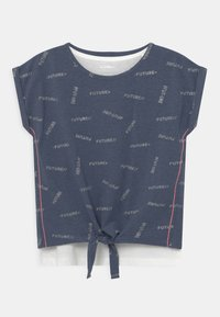 Staccato - TEENAGER - Print T-shirt - night blue - 0