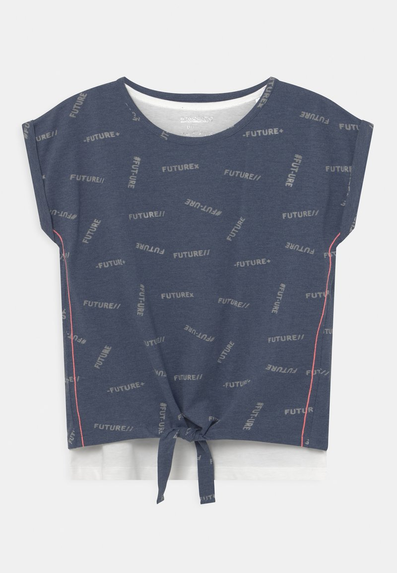 Staccato - TEENAGER - Print T-shirt - night blue