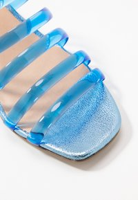 Steven New York - ISAK - Heeled mules - blue - 2