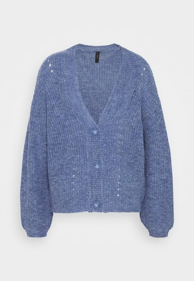 YASMIA - Gilet - electric blue