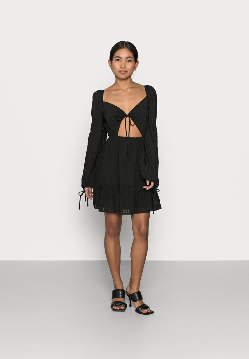 Missguided Petite - Day dress - black