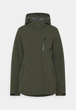 KOW JACKET - Winter jacket - dunkeloliv