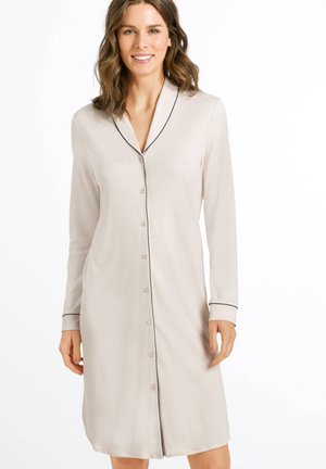 NATURAL COMFORT NIGHTIE - Nightie - offwhite