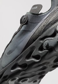 Nike Sportswear - REACT - Sneakers - black/dark grey - 9