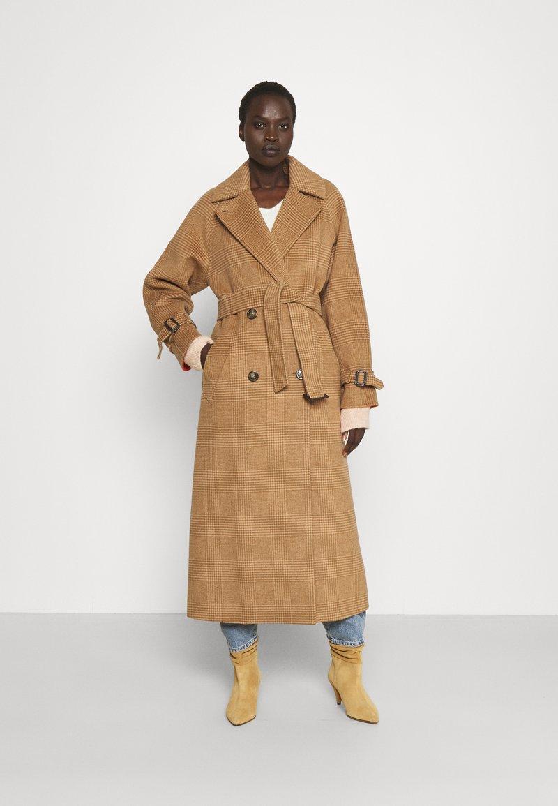 WEEKEND MaxMara - GORDON - Classic coat - caramel