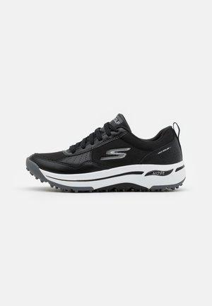 GO GOLF ARCH FIT - Golfkengät - black/white