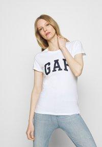 GAP - FRANCHISE TEE 2 PACK - T-shirt z nadrukiem - pink standard - 4